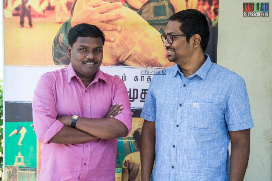 Yugabharathi At The 'Mehandi Circus' Audio Launch