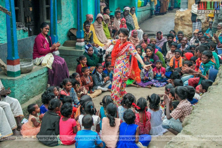 Mehandi Circus Movie Stills Starring Madhampatty Rangaraj, Shweta Tripathi