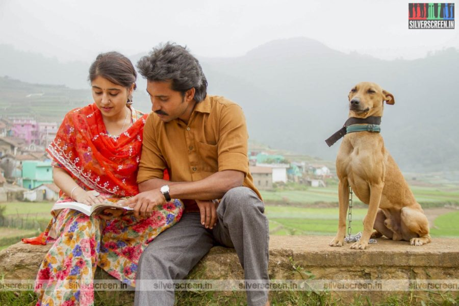 Mehandi Circus Movie Stills Starring Madhampatty Rangaraj, Shweta Tripathi