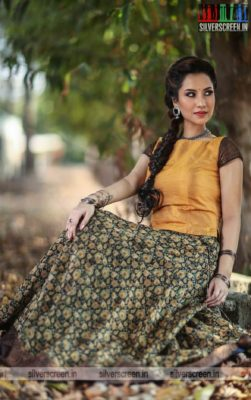 Nazmaa Sultana Photoshoot Stills