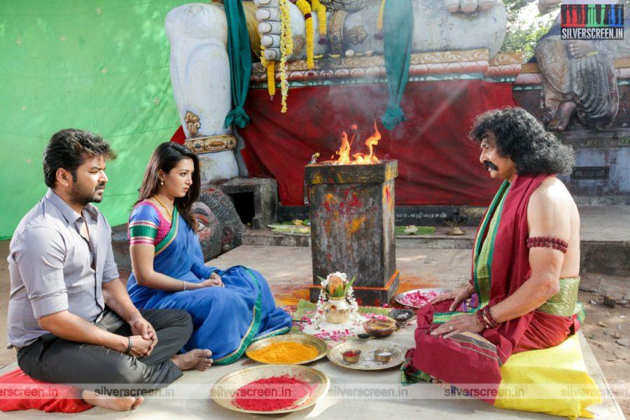 Neeya 2 Movie Stills Starring Catherine Tressa, Jai