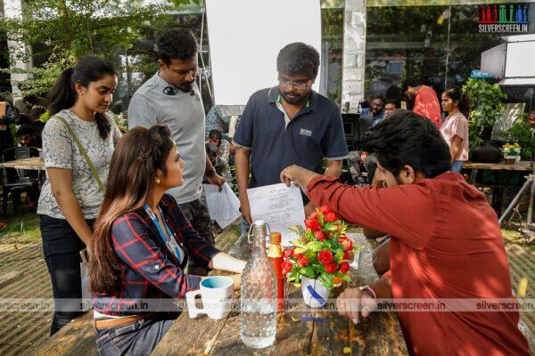 Nenjamundu Nermaiyundu Odu Raja Movie Stills Starring Rio Raj, Shirin Kanchwala