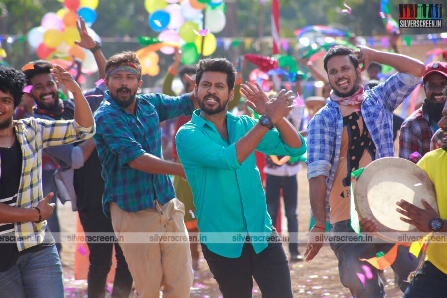 Nenjamundu Nermaiyundu Odu Raja Movie Stills Starring Rio Raj, Shirin Kanchwala