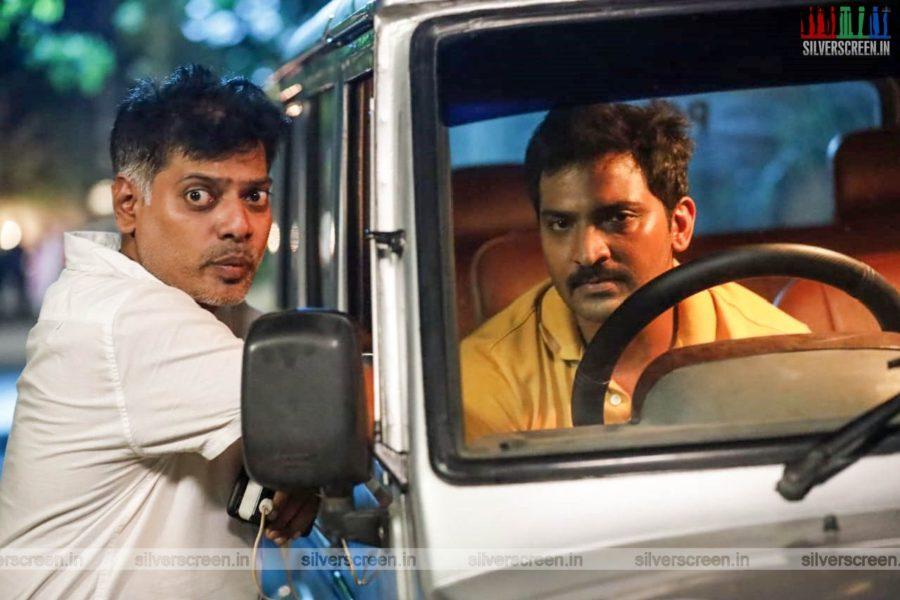 Nithin Sathya-Shvedh Production No 2 Movie Stills Starring Vaibhav, Vani Bhojan