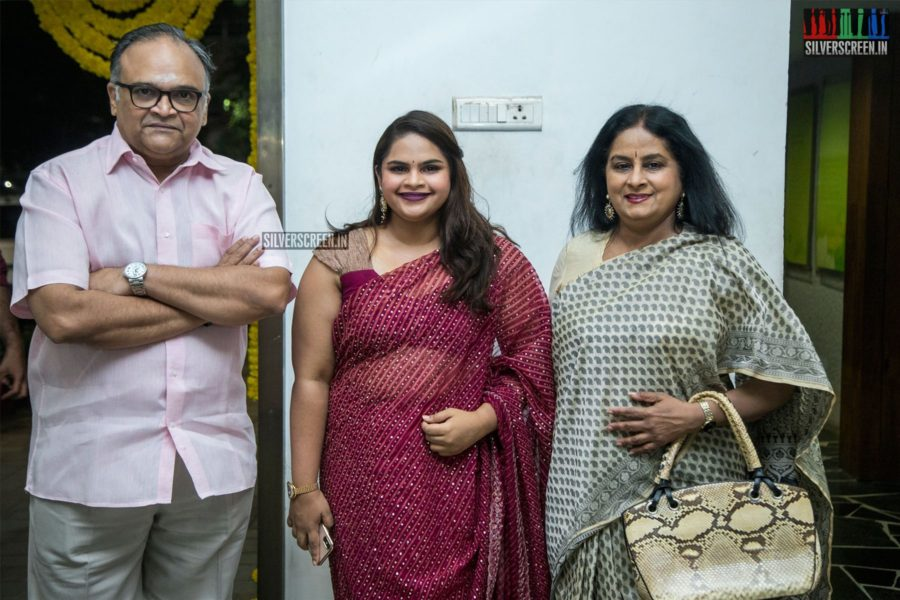 Vidyullekha Raman At The 'Mahila Ratna Awards'