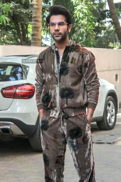 Rajkummar Rao On The Sets Of Vogue BFFs Season 3