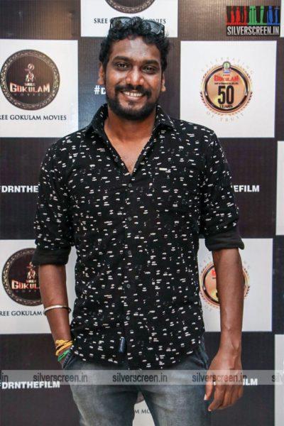 Celebrities At The 'Dhanusu Raasi Neyargalae' Movie Launch