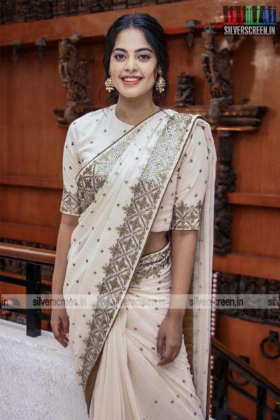 Bindu Madhavi At The 'Dhanusu Raasi Neyargalae' Movie Launch