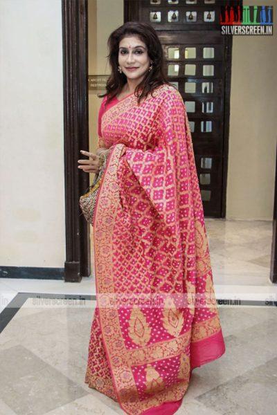Lissy At The 'Dhanusu Raasi Neyargalae' Movie Launch
