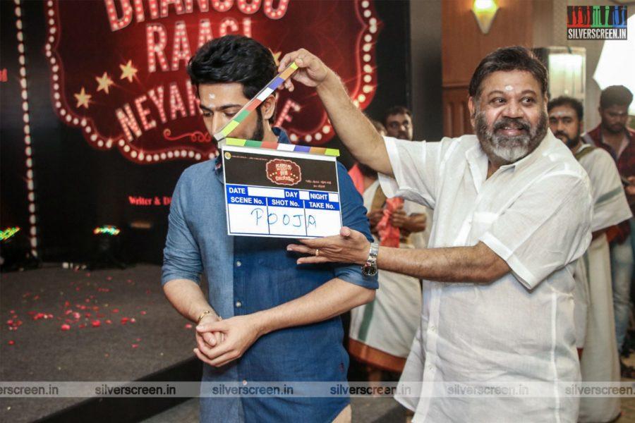 P Vasu At The 'Dhanusu Raasi Neyargalae' Movie Launch