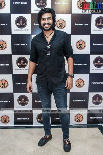 Vishnu Vishal At The 'Dhanusu Raasi Neyargalae' Movie Launch
