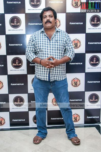 Munish Kanth At The 'Dhanusu Raasi Neyargalae' Movie Launch