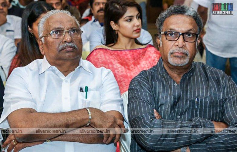 Nasser At The 'Dhanusu Raasi Neyargalae' Movie Launch