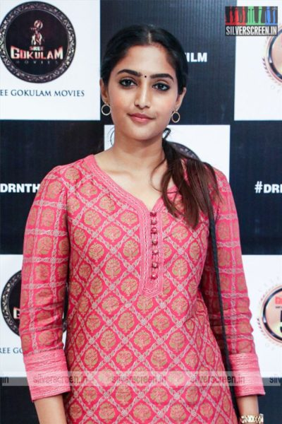 Reba Monica John At The 'Dhanusu Raasi Neyargalae' Movie Launch