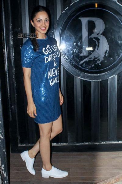 Kiara Advani At The 'Kabir Singh' Wrap Up