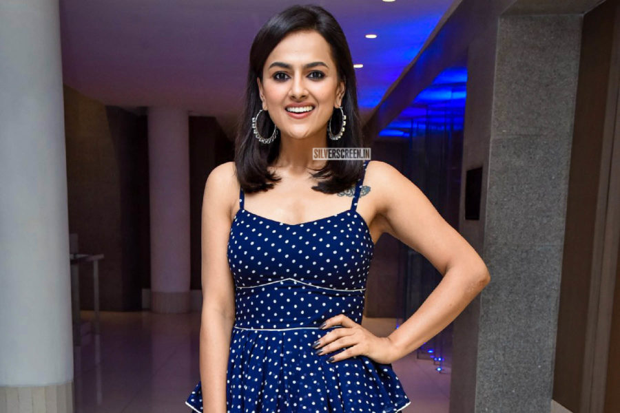Shraddha Srinath At The Jersey Appreciation Meet