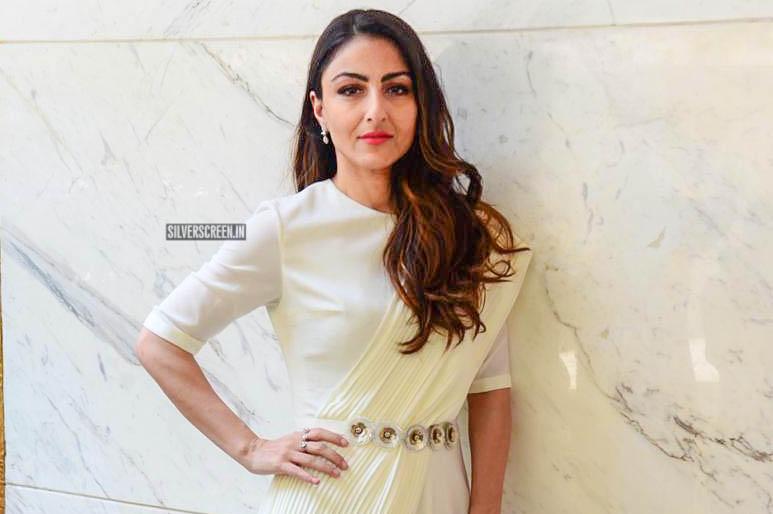 Soha Ali Khan Attends The Spiritual Holistic & Wellness Visionary Award Show