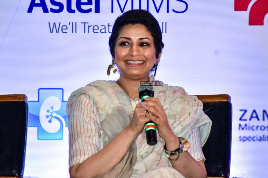 Sonali Bendre At The 5th International Conference 'CAHOCON 2019'