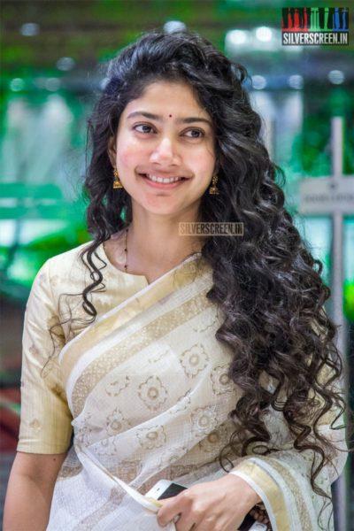 Sai Pallavi At The 'NGK' Audio & Trailer Launch
