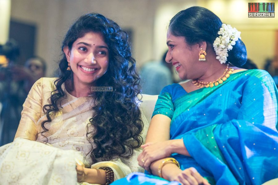 Sai Pallavi, Uma Padmanabhan At The 'NGK' Audio & Trailer Launch