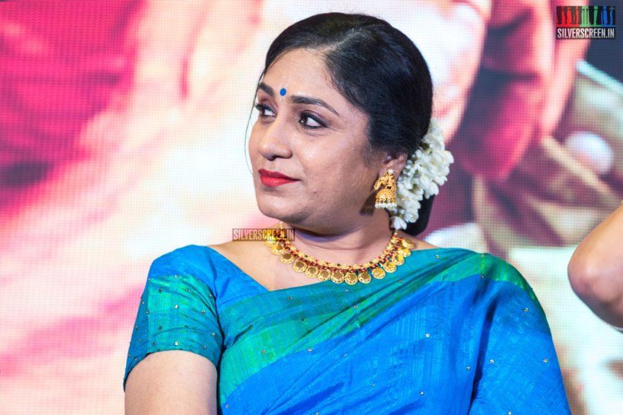 Uma Padmanabhan At The 'NGK' Audio & Trailer Launch