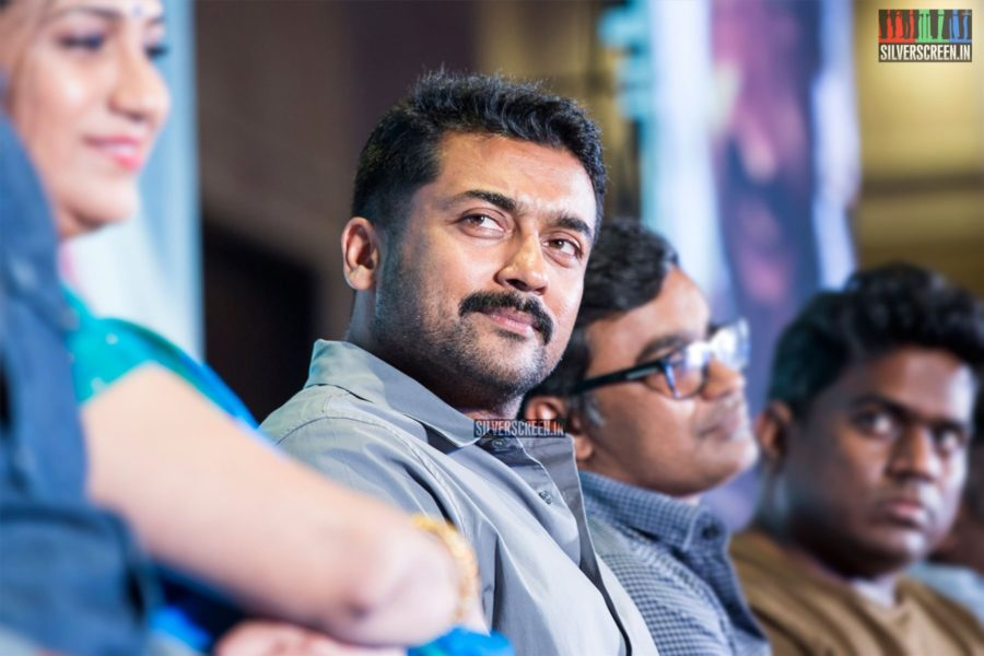 Suriya At The 'NGK' Audio & Trailer Launch