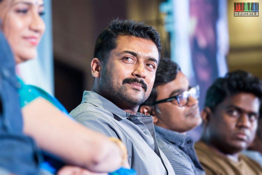 Suriya At The 'NGK' Audio & Trailer Launch