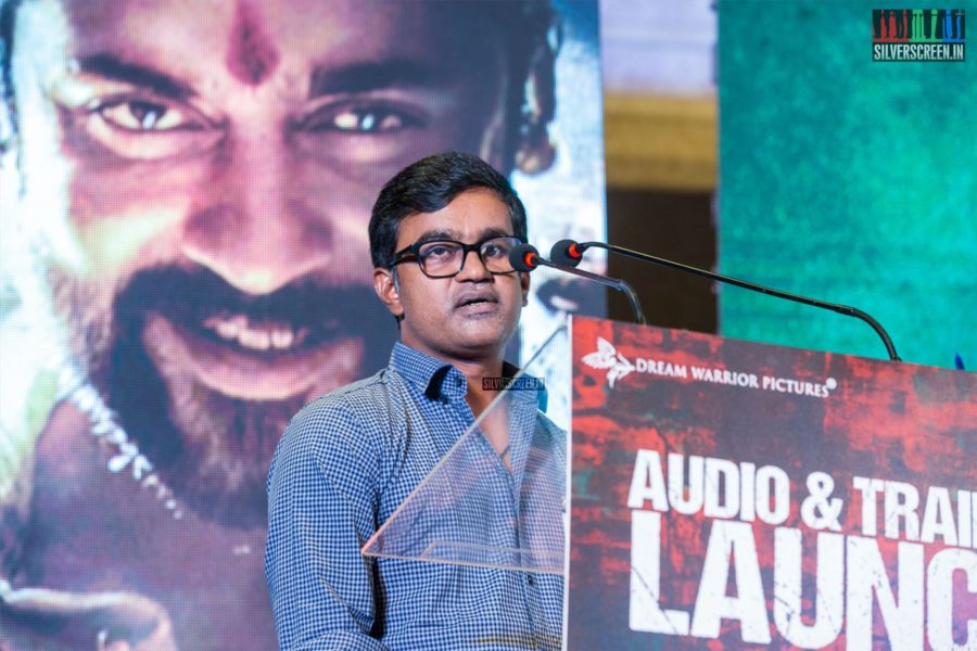 Selvaraghavan At The 'NGK' Audio & Trailer Launch
