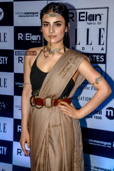 Radhika Madan At The 'Elle Graduates' Event