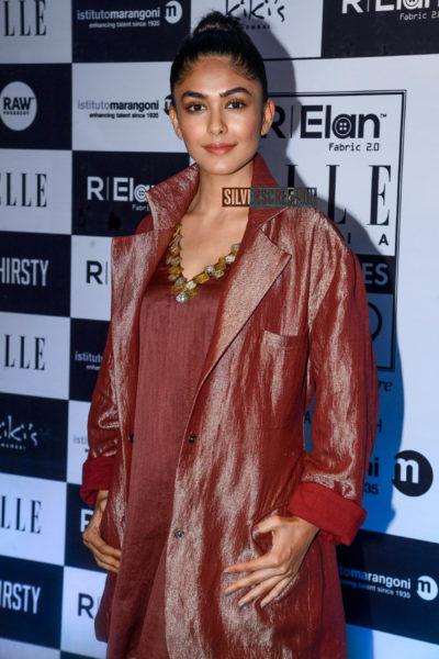 Mrunal Thakur At The 'Elle Graduates' Event