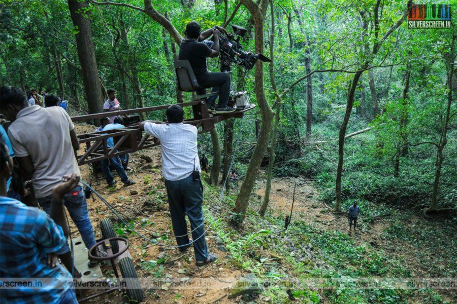 Thumbaa Movie Stills Starring Darshan