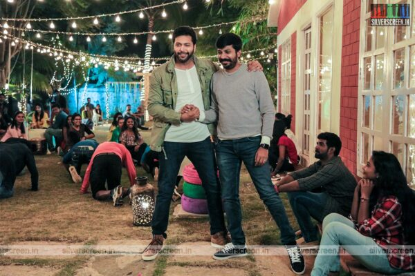 Thumbaa Movie Stills Starring Darshan, Keerthi Pandian