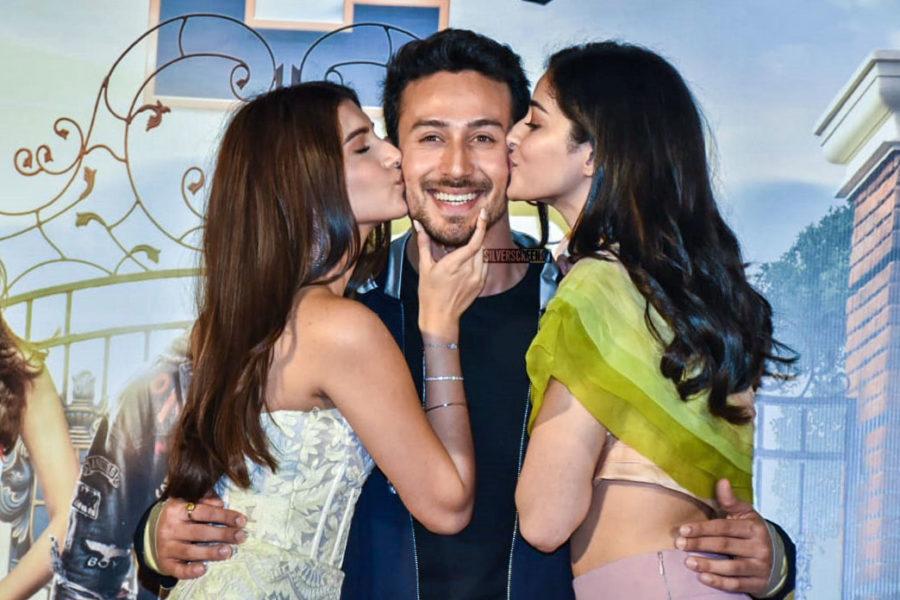 Tiger Shroff, Ananya Panday, Tara Sutaria At The 'Student of the Year 2' Trailer Launch