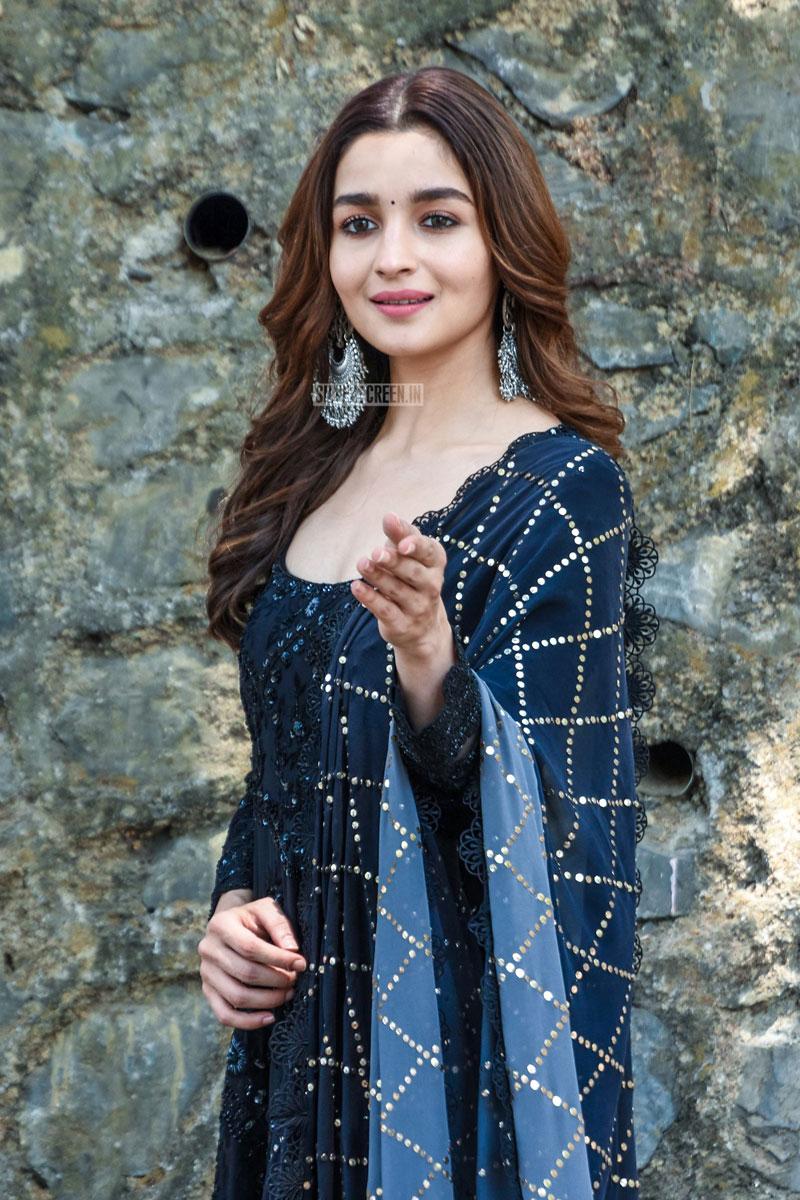 Varun Dhawan, Sonakshi Sinha, Alia Bhatt Promote 'Kalank