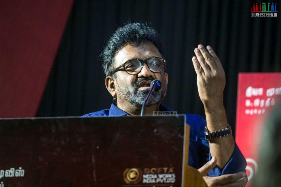 Celebrities At The 'Kolaigaran' Press Meet