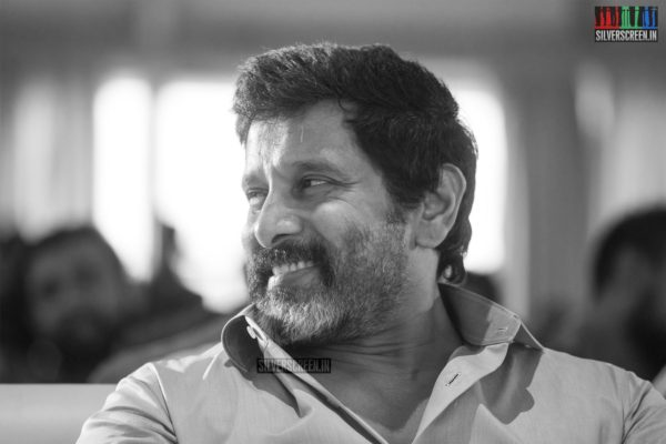 Vikram At The Varma Teaser Launch