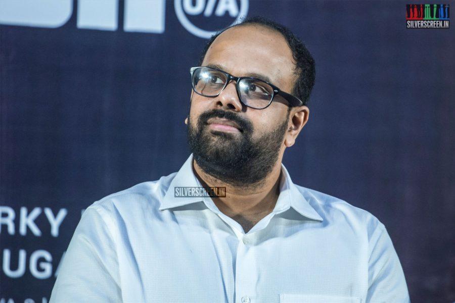 Celebrities At The 'Vellai Pookal' Press Meet