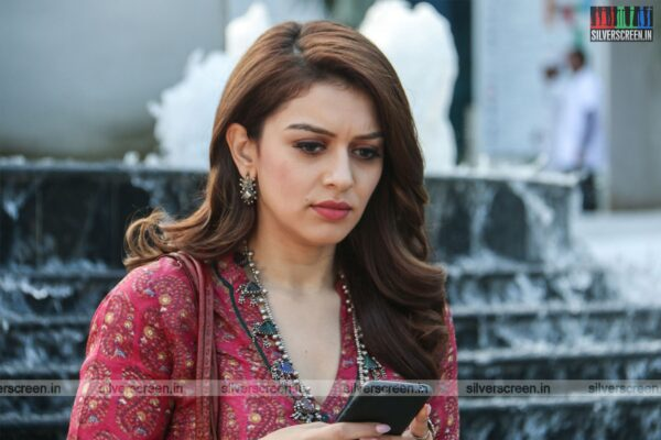 100 Movie Stills Starring Hansika Motwani