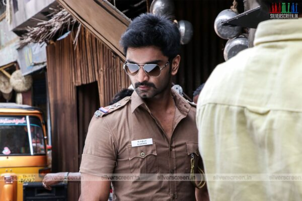 100 Movie Stills Starring Atharvaa