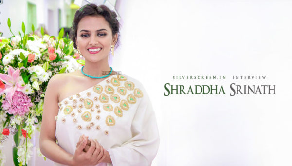 Shraddha Srinath At The Launch Of A Skin Clinic In Chennai