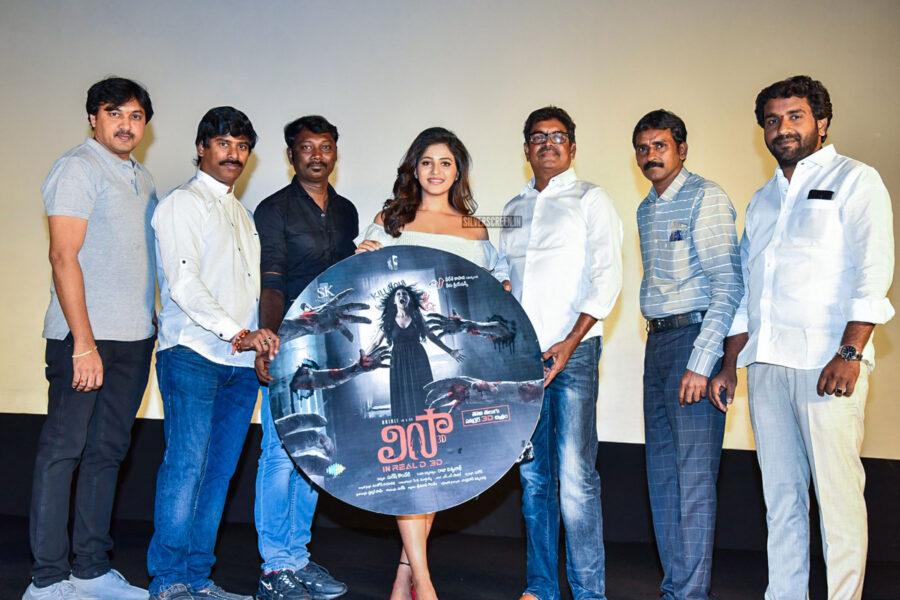 Anjali Promotes 'Lisaa 3D'