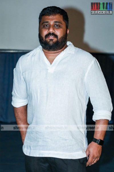 KE Gnanavelraja At Etcetera Entertainment-Production No 12 Movie Launch