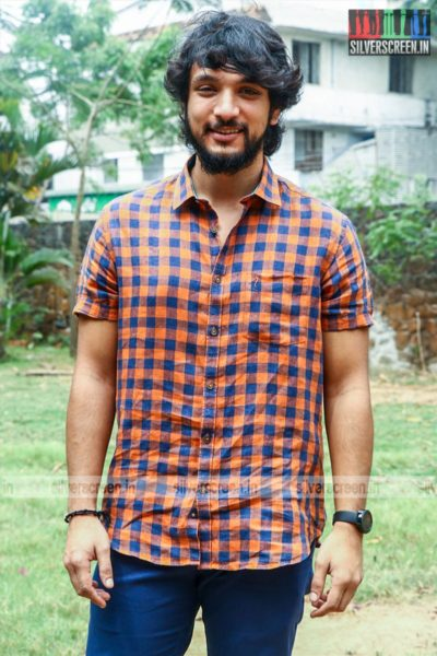 Gautham Karthik At Etcetera Entertainment-Production No 12 Movie Launch