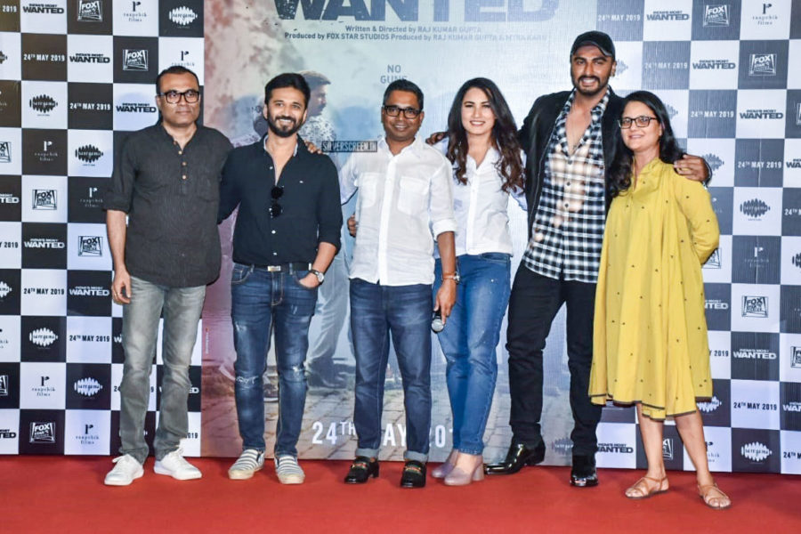 Arjun Kapoor At The 'India's Most Wanted' Trailer Launch