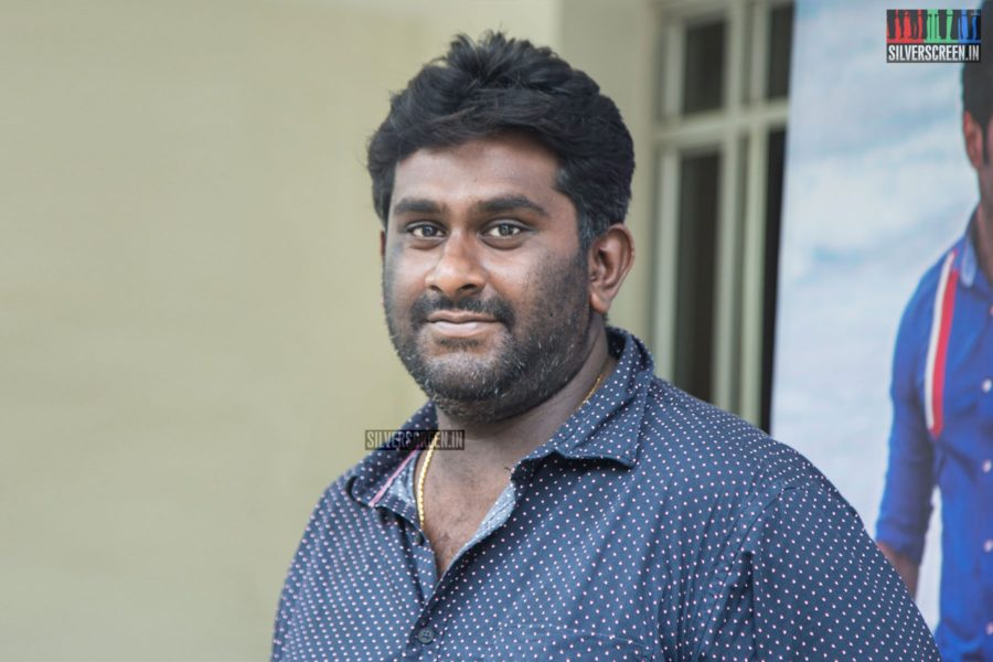 Sam Anton At The '100' Press Meet
