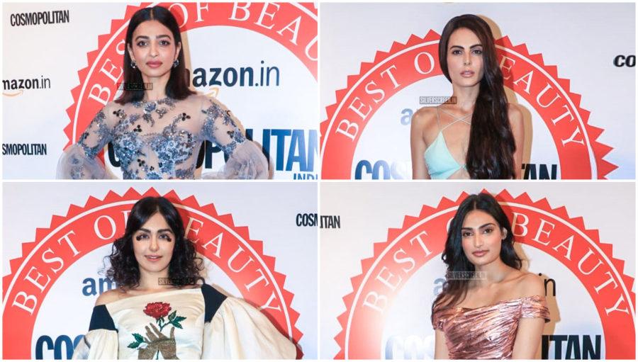 Celebrities At The 'Cosmoplitan Beauty Awards 2019'
