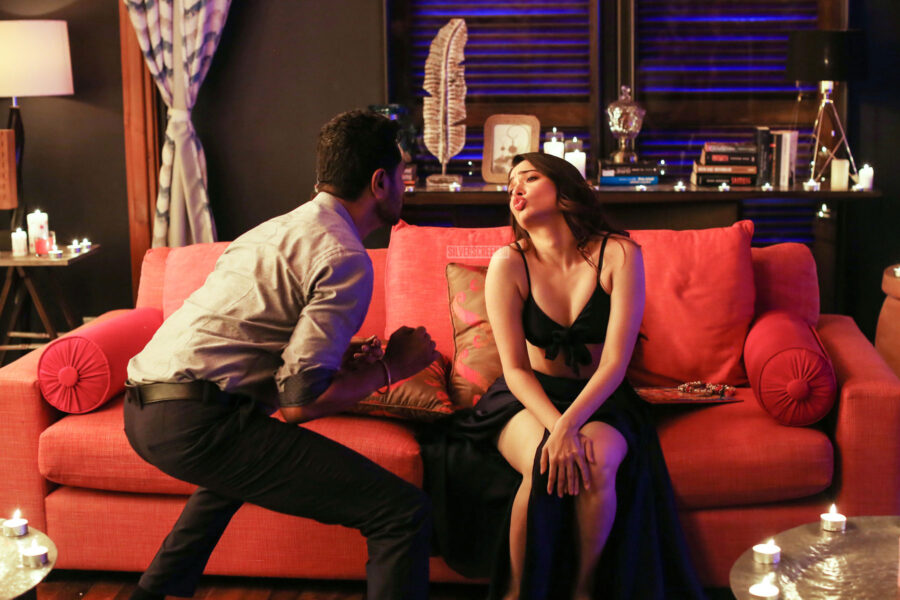 Devi 2 Movie Stills Starring Prabhu Deva, Tamannaah Bhatia