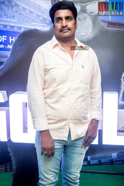 R Kannan At The 'Gorilla' Audio Launch