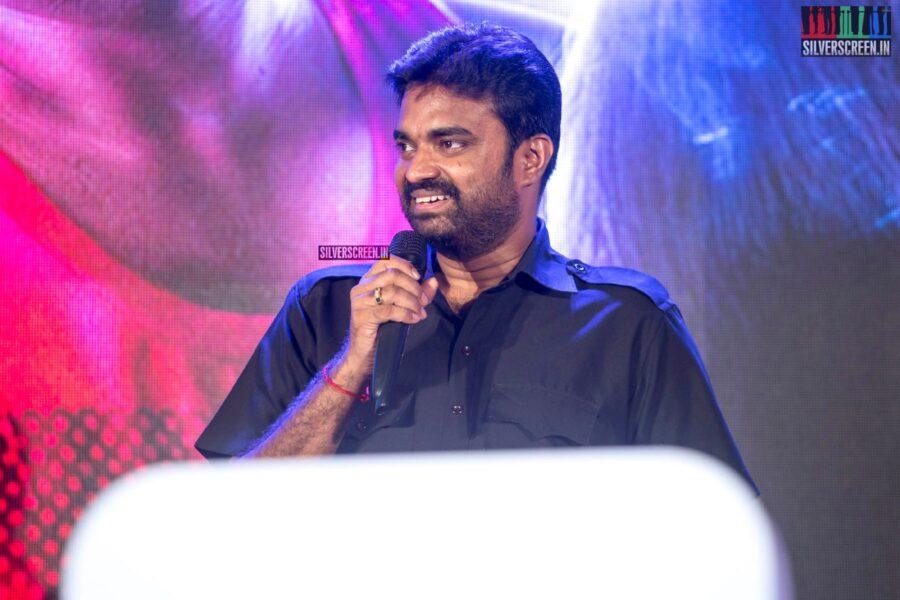 Director Vijay At The 'Gorilla' Audio Launch
