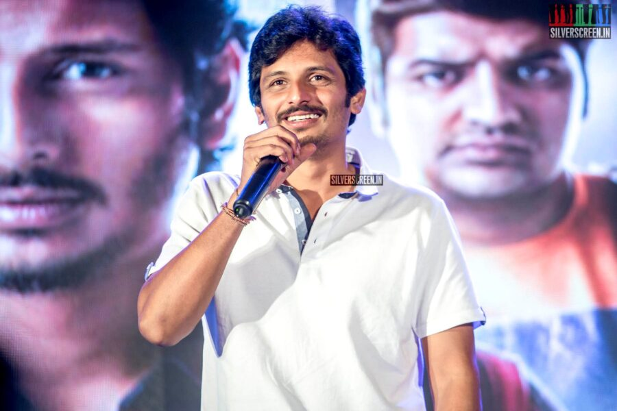 Jiiva At The 'Gorilla' Audio Launch